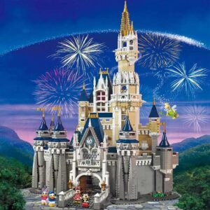 CASTILLO DISNEY ARMABLE
